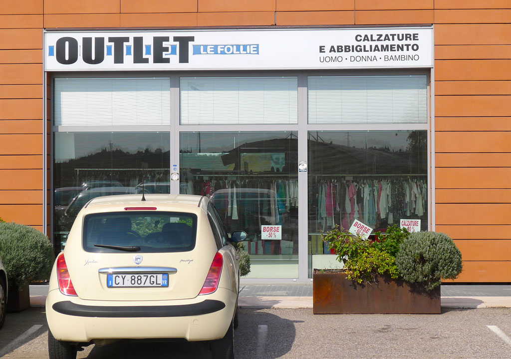 Le Follie - Outlet